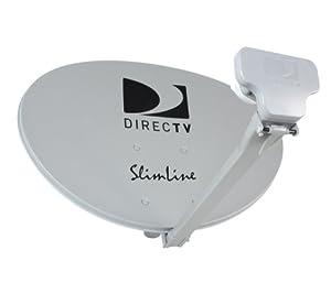 DIRECTV SL3 (SL3K4NR0-02) Ka/ku Slim Line Dish Antenna - SL3K4NR0-02