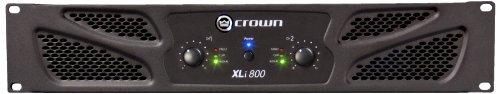 crown-xli800-amplificatore-colore-nero