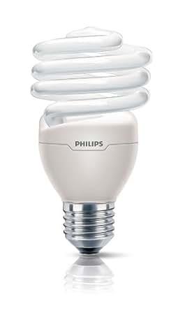 Philips - 929689154102 Ampoule Fluo-Compacte Spirale - Culot E27 - 23 Watts Consommés - Équivalence Incandescence : 110W