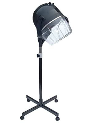 BR Beauty Meredith Professional 880W Salon Hair Dryer with Casters