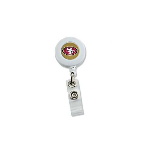NFL San Francisco 49ers Badge Reel at Amazon.com
