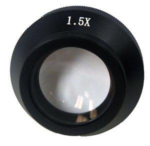 Auxiliary Objective Lens 1.5X-Smz 1:4 Microscope