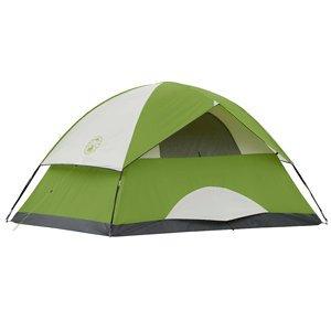 Coleman Sundome 4 Tent 9′ x 7′, Outdoor Stuffs