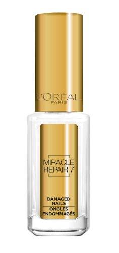 L'Oréal Paris Color Riche Serum Miracolo Manicure riparazione 7 in 1 - sieri unghie (rinforzo (effetto), Liscio, costruzione, Francia, 2,1 cm, 5,4 cm, 10 cm)