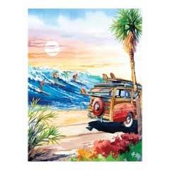 California Dreams-Endless Summer 1000 Piece Puzzle - 1