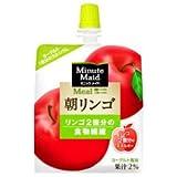 コカコーラ ミニッツメイド 朝リンゴ180gパウチ×24本入 ランキングお取り寄せ