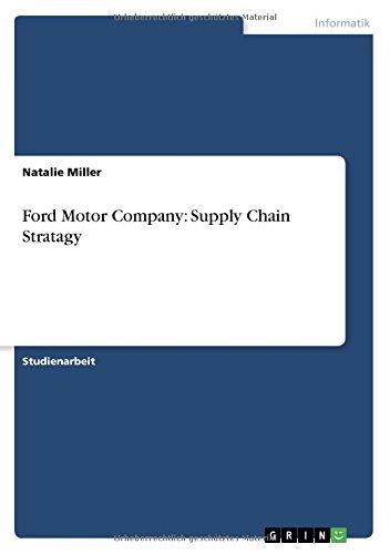 ford-motor-company-supply-chain-stratagy