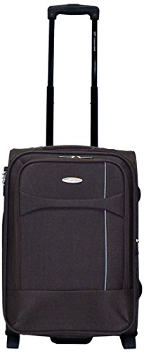 Princeware Princeware Milano Polyester 55 Cms Coffee Carry-On (6983) (Brown)