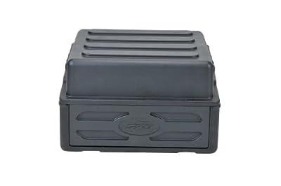 SKB Roto Rack 10X2 Rack Console, Steel Rails, Hard top, L/R Access doors (1SKB-R102)
