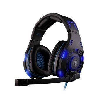 Sades Sa-907 Over-ear Professional Stereo Headset Headband P