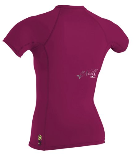 O'Neill Wetsuits Women's Skins RG8 Short Sleeve Crew