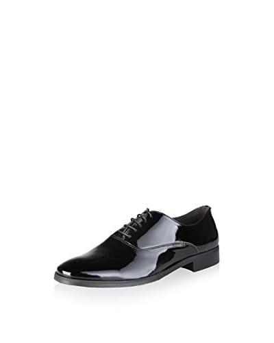 VERSACE 19.69 Zapatos Oxford Gaubert Negro