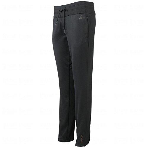adidas Women's Climaheat Fleece Pant Black Pants MD X 30