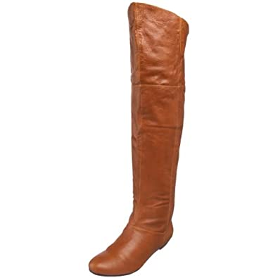 Chinese Laundry Women's Night Owl Boot,Cognac,5.5 M US