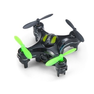 JJRC DHD D2 Mini RC Quadcopter 3D Flips One Key Return with 2.0MP HD Camera RTF Mode 2 Black by Completestore