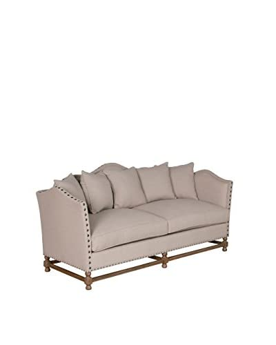 Jeffan Elnora Sofa, Walnut
