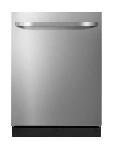 Haier DWL7075MCSS Tall-Tub Dishwasher, Fully Integrated, Stainless Steel with Stainless Interior