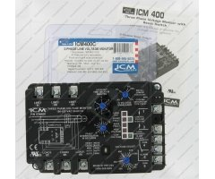 ICM400 3-Phase Line Voltage Motor Protection Control