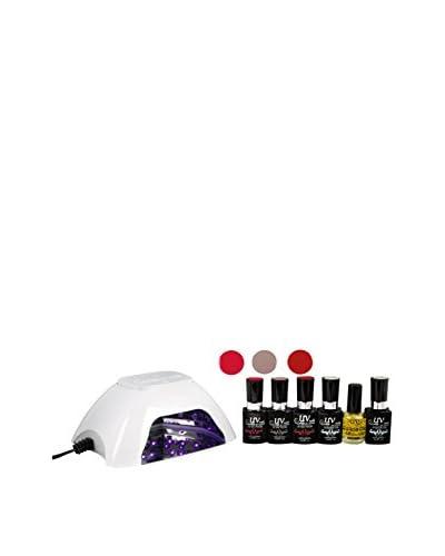 UV-Nails UV Lamp and Gel Polish 6-Piece Set, Lovable Me