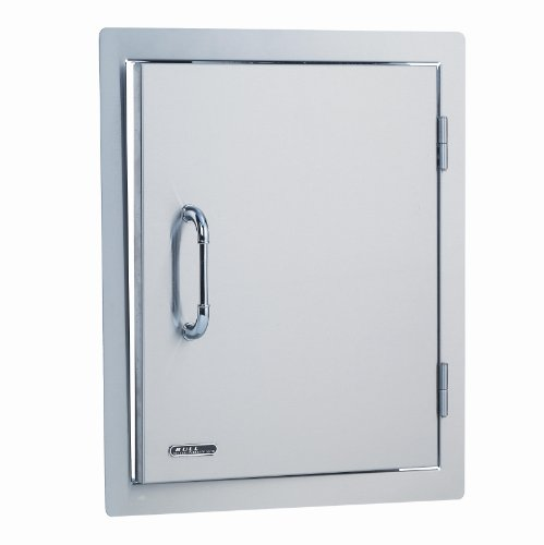 Bull Outdoor Products 89975 Stainless Steel Single Vertical Door (Bbq Door Lock compare prices)