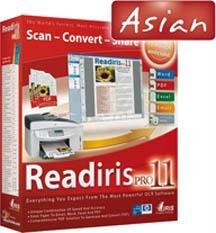 Readiris Pro 11 (Asian For Pc)