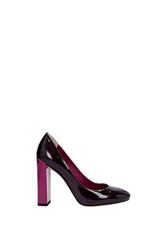 8I4598TQXF029N-Fendi-Talon-Femme-Cuir-Verni-Violet