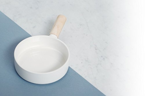 Dish, Simply White, dia.: 15.2 cm, h.: 4.7 cm, handle: l.: 9.8 cm