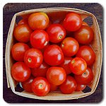 Cherry Tomato Sugar Sweetie Certified Organic Seeds