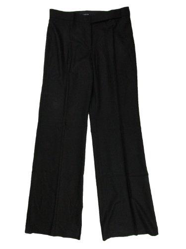 Derek Lam womens flat front straight leg tuxedo trouser pants