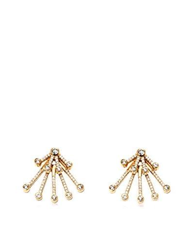 Lori Kassin 14K Gold Jacket Earrings