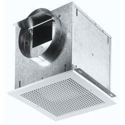 Broan-Nutone L300KMG High Capacity Ventilation Fan with Metal Grille - Kitchen Rated