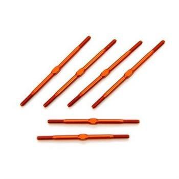 ST Racing Concepts STH104806O Aluminum Pro-Light Turnbuckle Kit for The HPI Blitz, Orange (6-Pieces)
