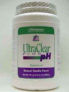 Ultraclear Plus Ph/Rice Vanilla 34.1Oz Direct From Manufacturer, Guaranteed Fresh And Original