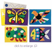 Picture of Lauri Bugs Crepe Rubber Puzzle (B000MIONN0) (Floor Puzzles)