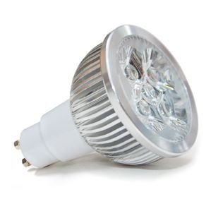 6w Dimmable GU10 High Power LED Light Bulb very bright