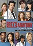 Grey's Anatomy - The Complete Season Three - Seriously Extended [REGION 1]