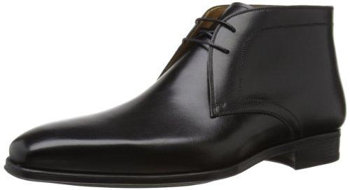 Magnanni Mens Javea Chukka Boots 12634 Black 12 UK, 46 EU