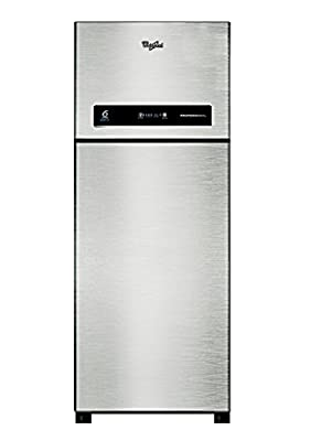 Whirlpool Pro 465 Elite Double-door Refrigerator (445 Ltrs, 3 Star Rating, Alpha Steel)