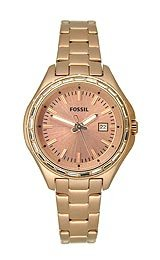 Fossil Dylan Stainless Steel - Rose Women's watch #AM4398