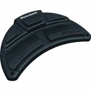 Motorguide Wireless Remote Anti-Slip Rubber Foot Pedal