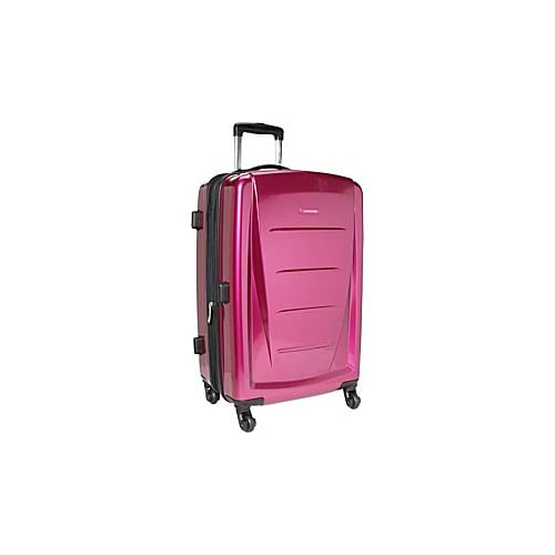 "Amazon.com: Samsonite Winfield 2 24"" Spinner Expandable Solar Rose"