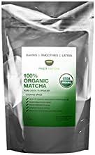 Finest Matcha Green Tea Powder - USDA Certified Organic - Culinary Grade Matcha Green Tea - Smoothie