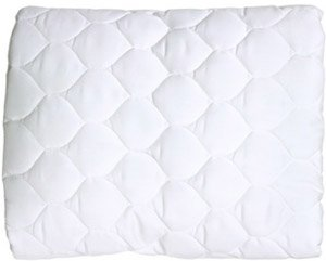 ABC Quilted Mattress Pad - Crib