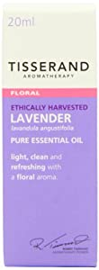 Tisserand Lavender Ethically Harvested Essential Oil 20 ml