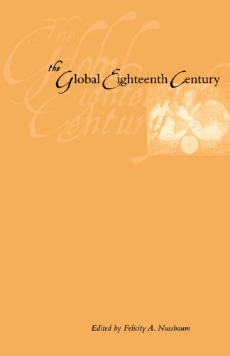 The Global Eighteenth Century