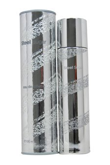 Steel Sugar FOR MEN by Aquolina - 3.4 oz EDT Spray