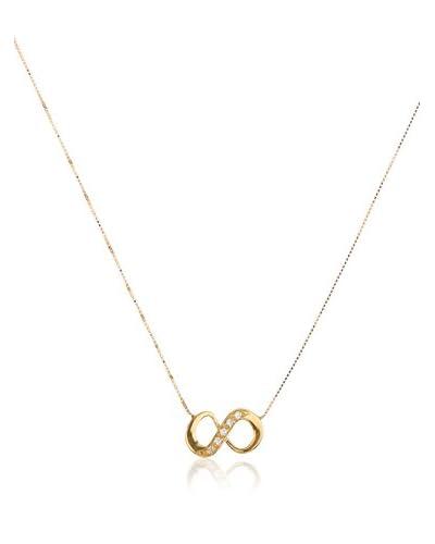 Rhapsody Collar Infinity oro amarillo 18 ct