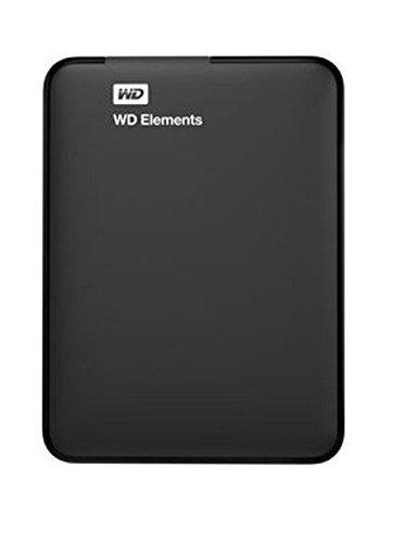 Western Digital 3TB Elements tragbare externe Festplatte – USB3.0- WDBU6Y0030BBK-EESN