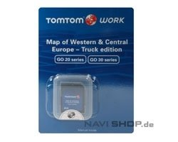 TomTom WORK Truck Navigation - GPS software