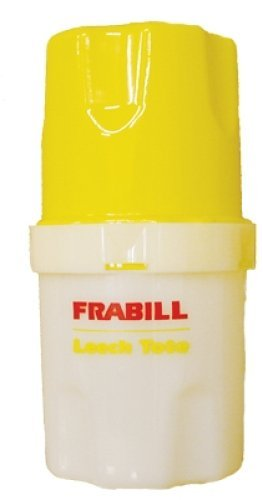 Frabill Leech Tote Bait Storage Container, 1-Quart (Frabill Cooler compare prices)